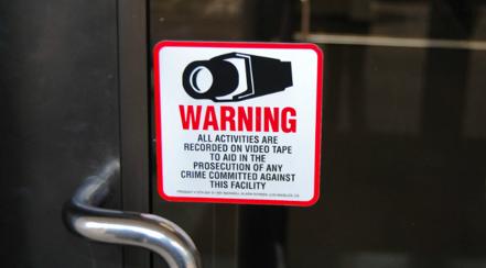 cras own surveillance system